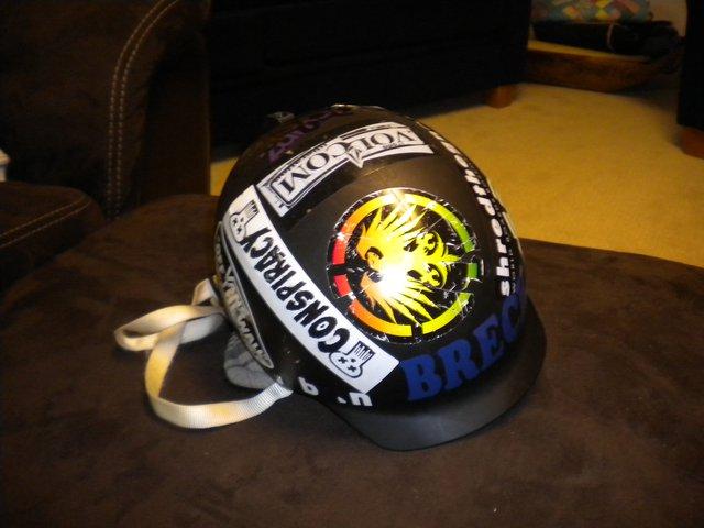 Bern helmet 2