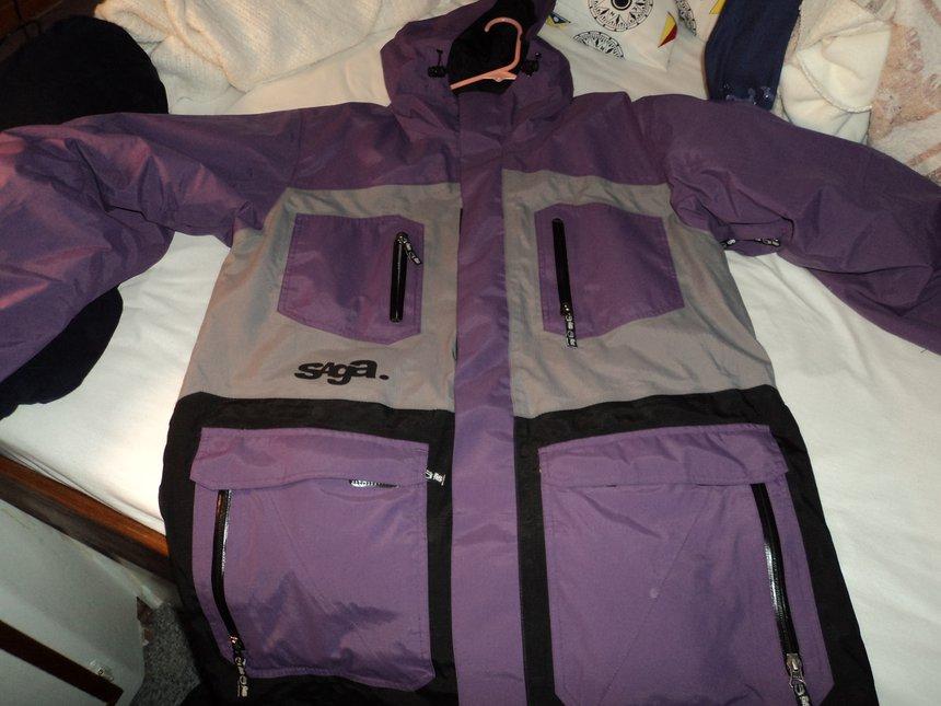 Large Syrup Jacket
