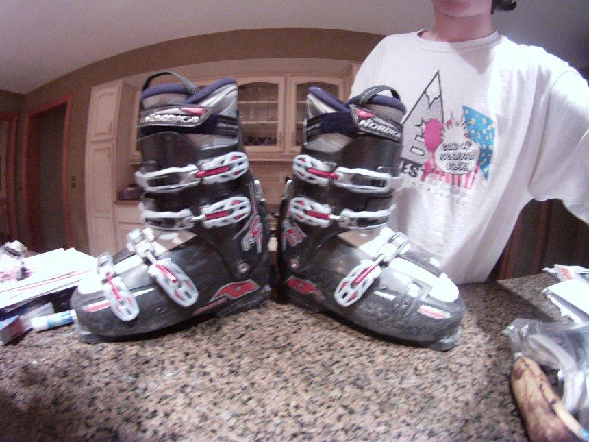 Nordica Boots  31.5