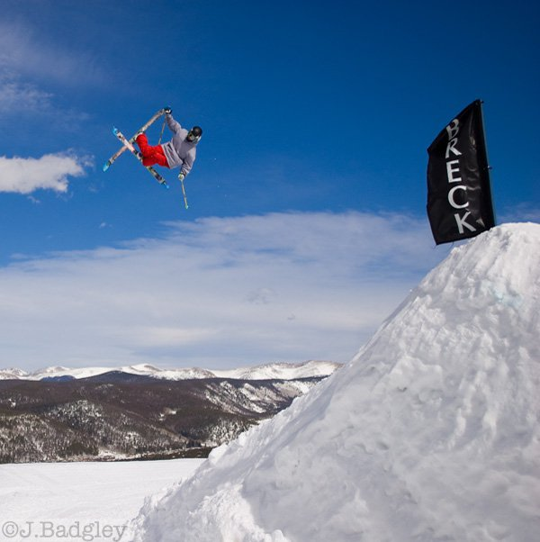 Breck pipe shot