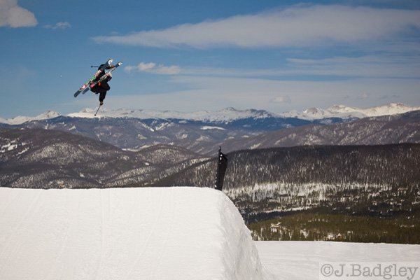 Breck pipe shot