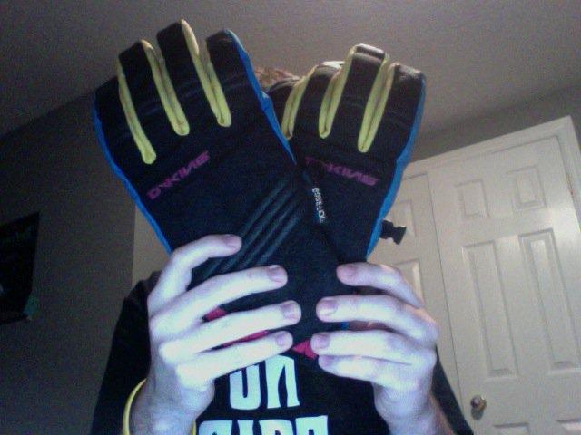 Dakine gloves fs