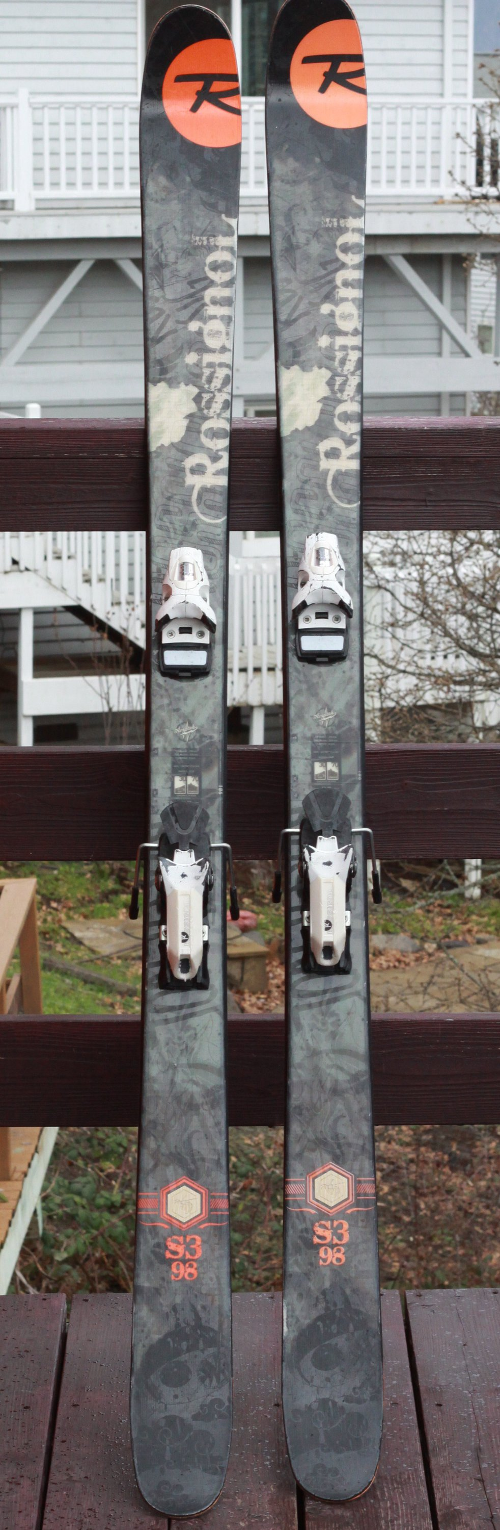 Rossignol S3 - 1 of 2