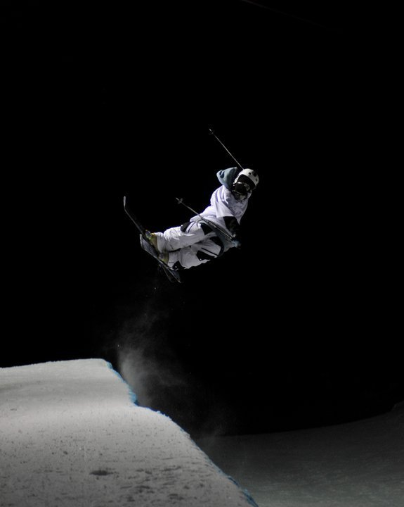 Pipe Skiing