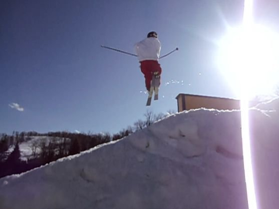 Sunny Day at 7 Springs