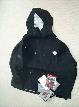 Alps Jacket L black new