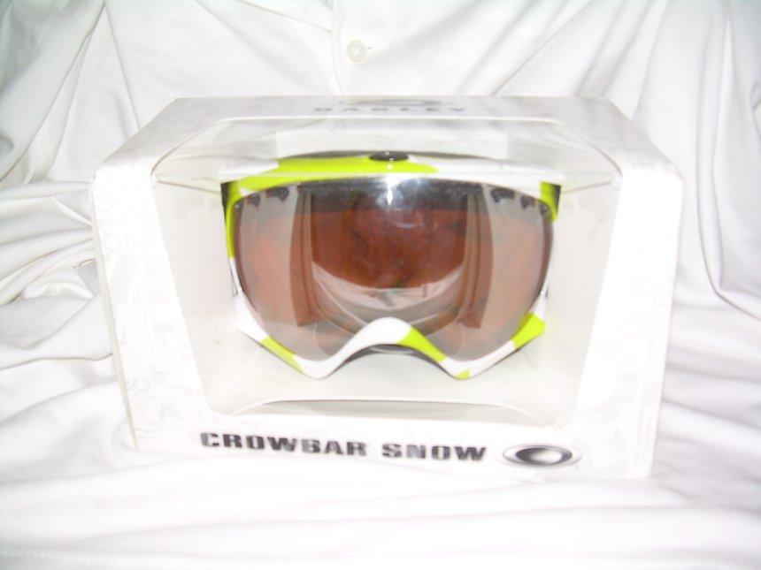 Oakley Crowbars