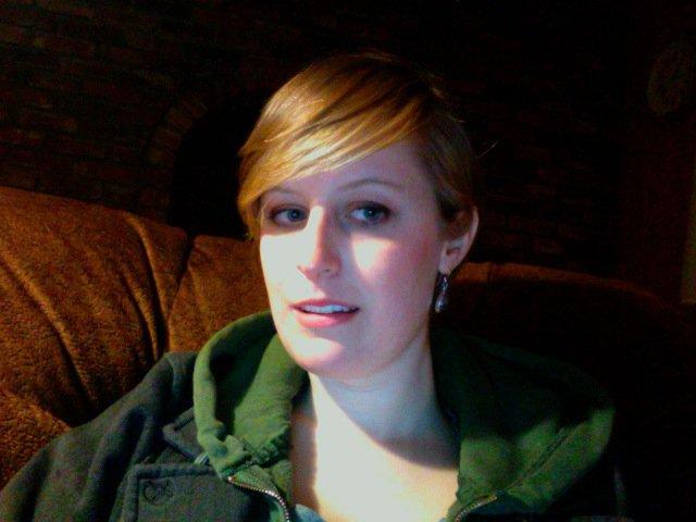New Hair-Do.