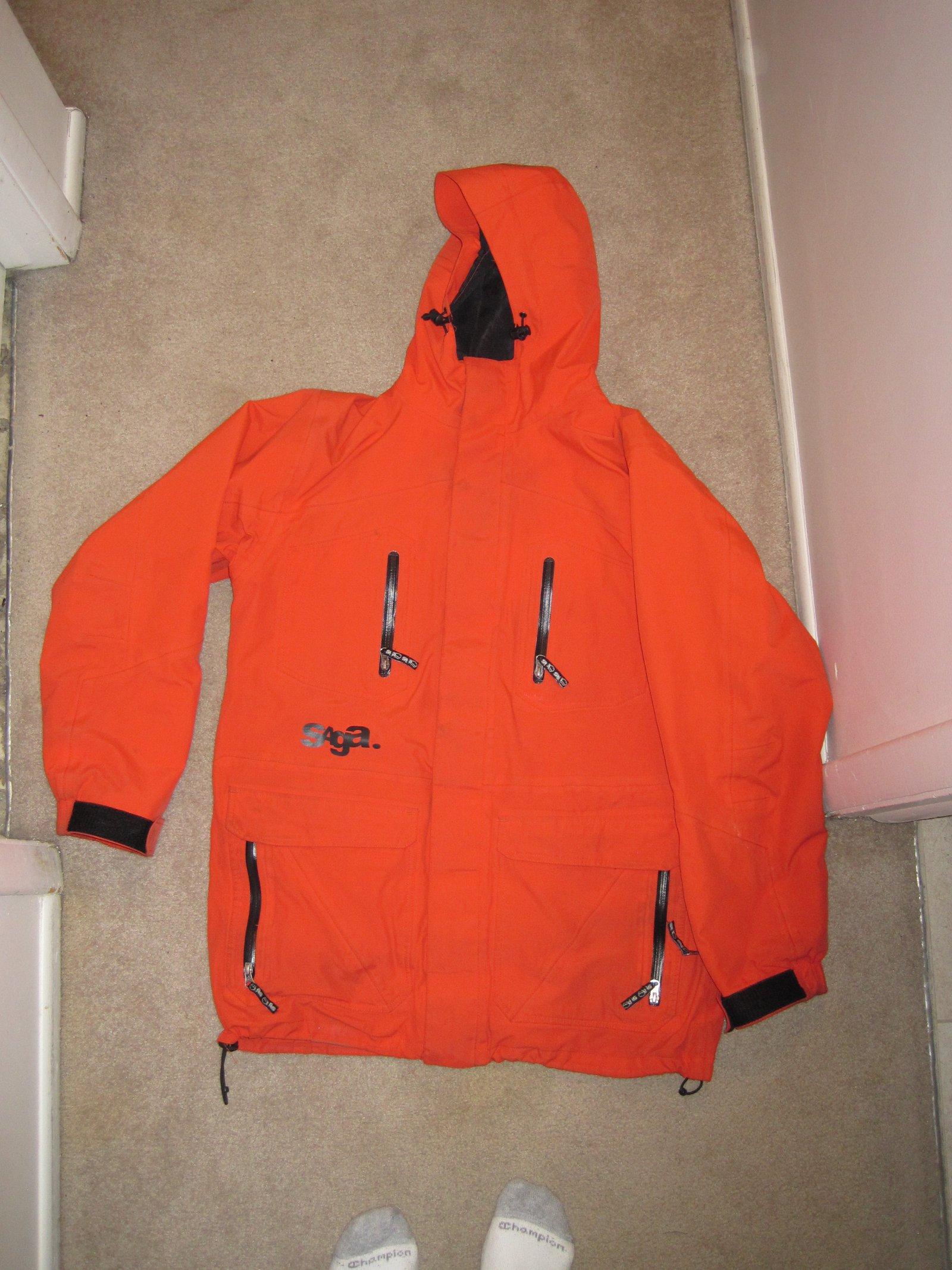 Saga Lobster Jacket large - 2