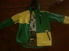 Orage jaket