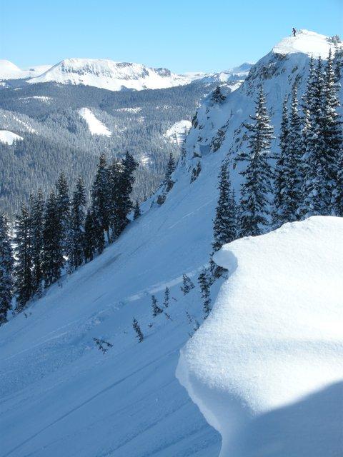 Knife Ridge @ Wolf Creek