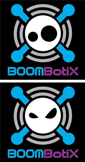 Boombotix logos