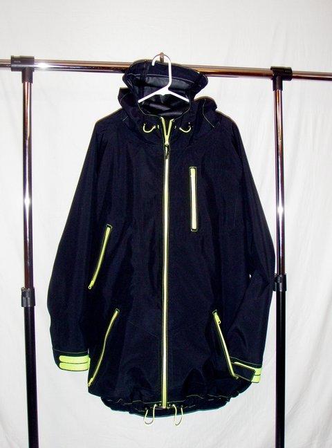 Custom ski jacket
