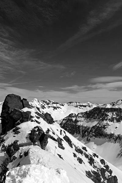 Top of Palymara Peak