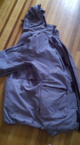 Saga side for sale