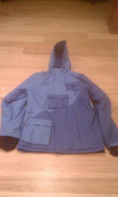 First Drop Jacket