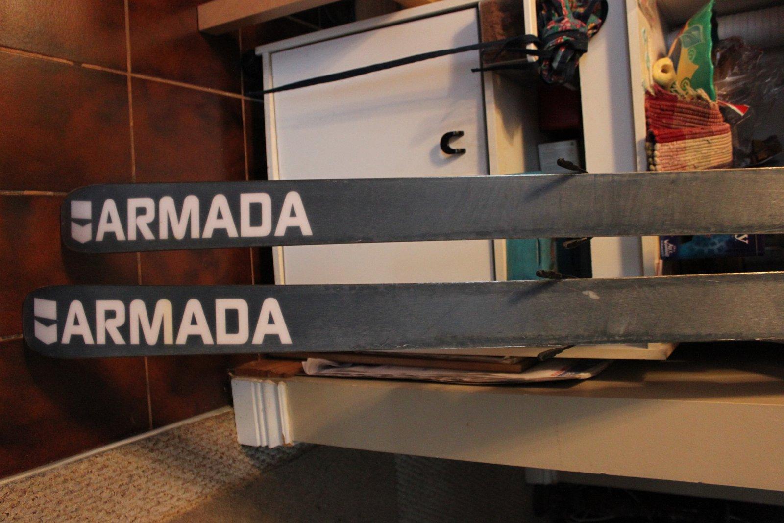 FS Armada AR6 181cm cheap.5