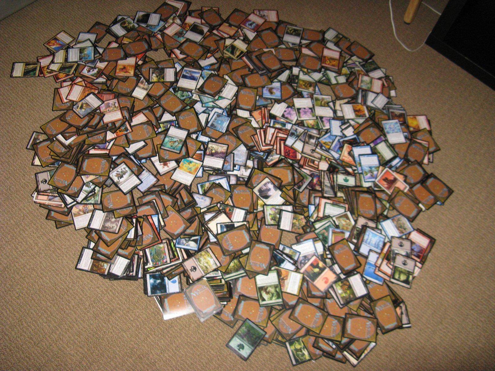Magic cards FS 1
