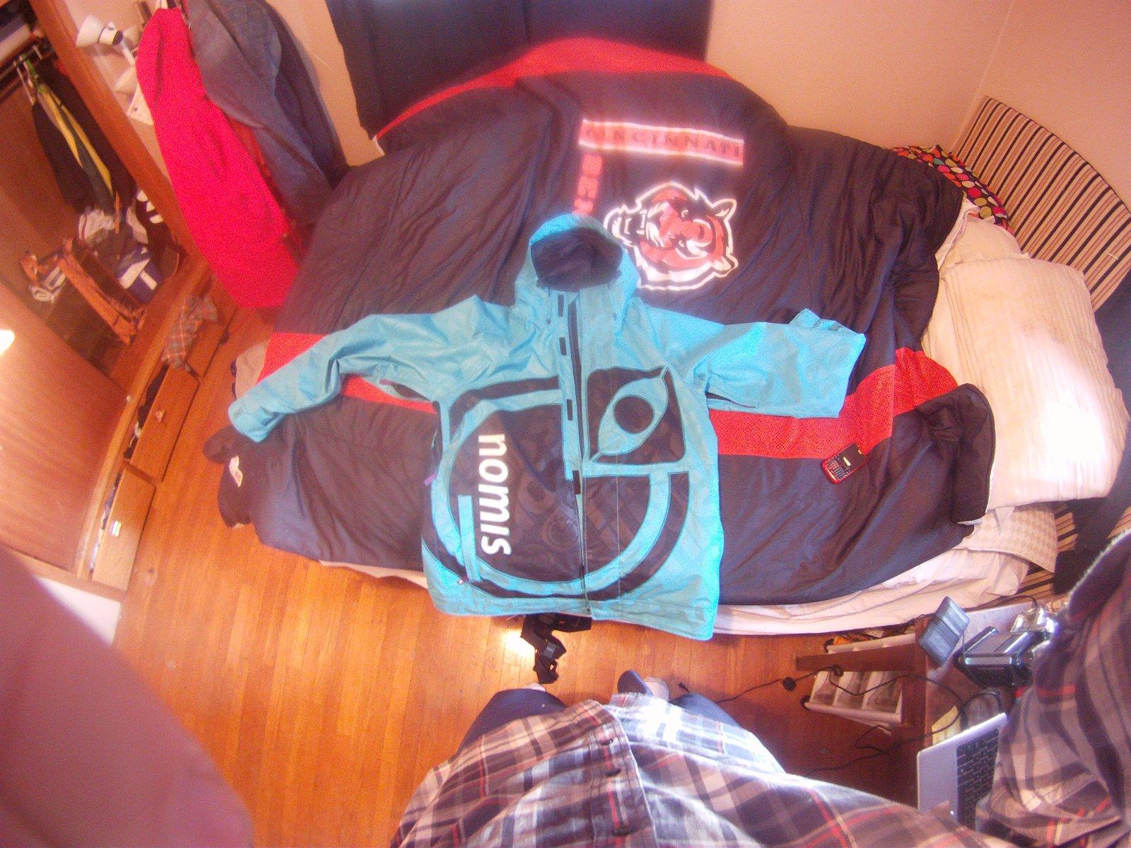 FS/FT: Nomis Jacket. Size L.