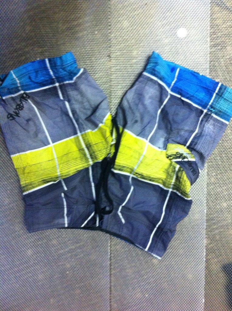 Billabong shorts fs