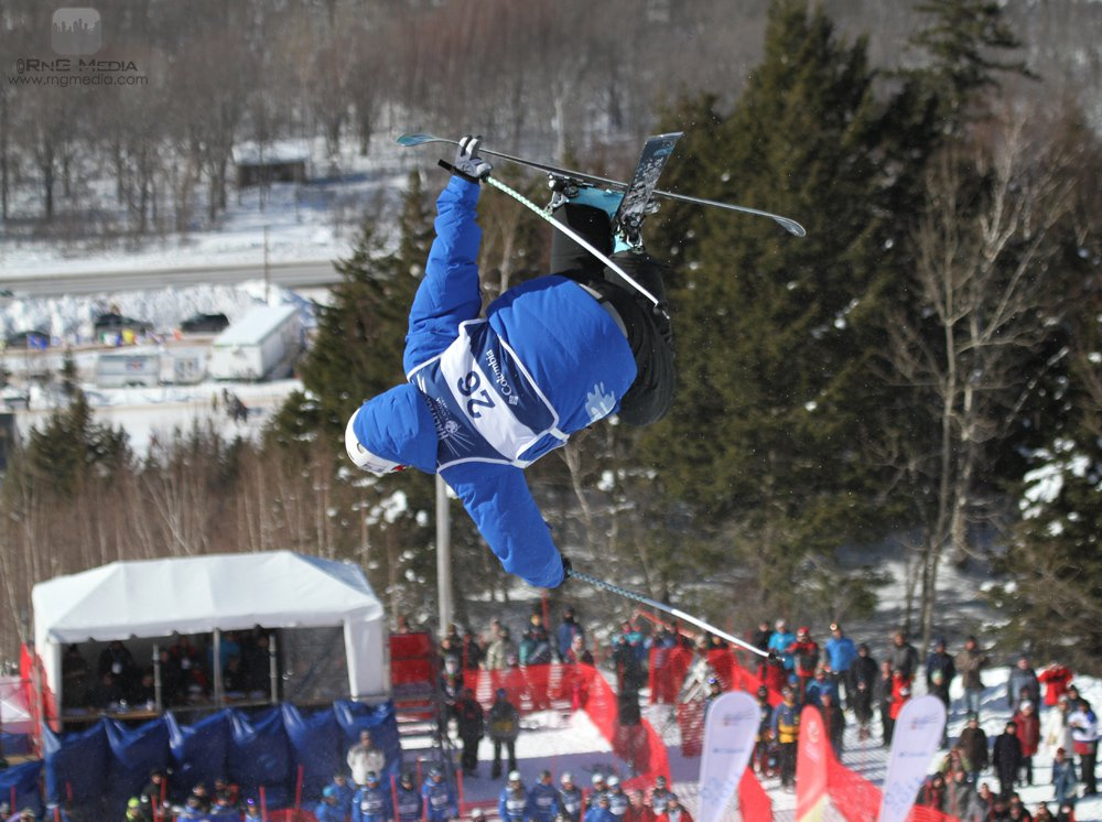 Flair at Canada Winter Games