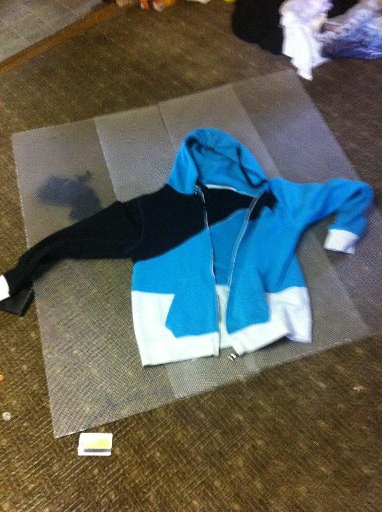 Split hoodie fs