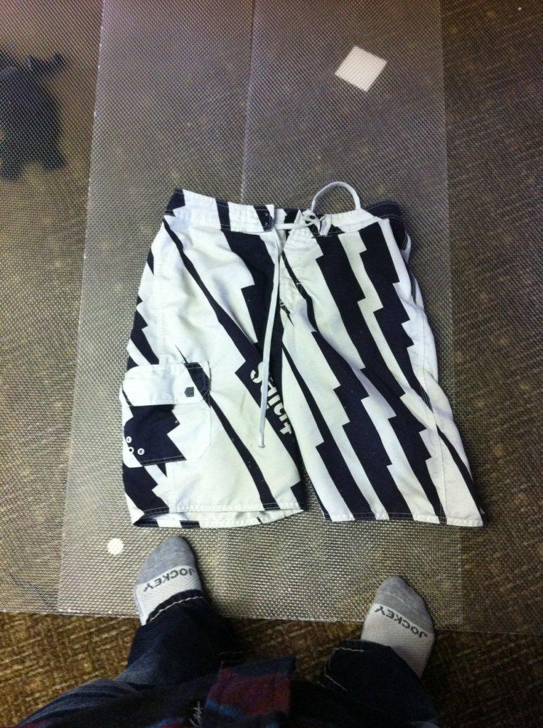 Etnies shorts fs