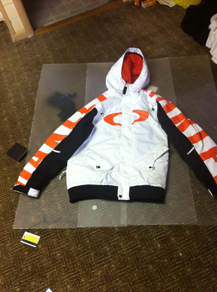 Oakley t-hall coat fs