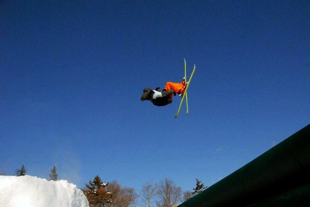 Bag Jump at Waterville