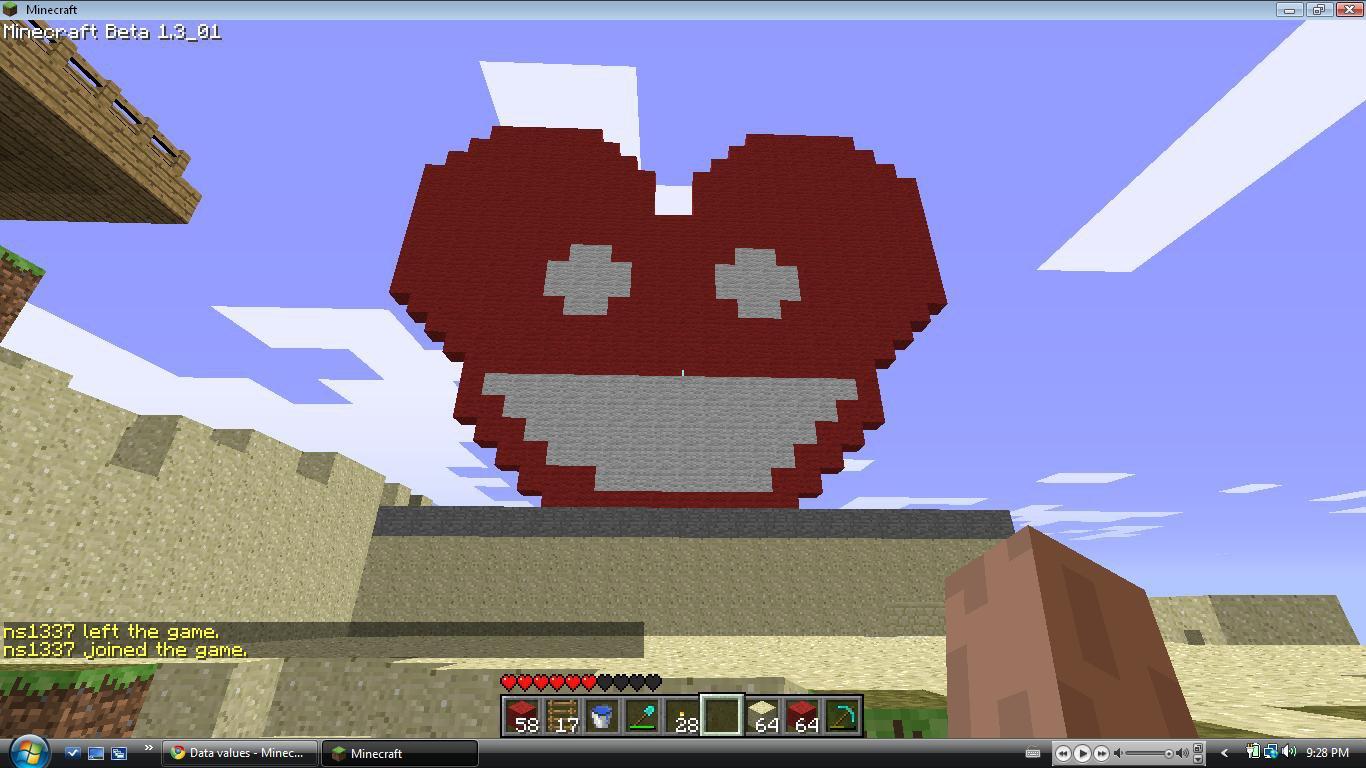 Deadmau5 Minecraft