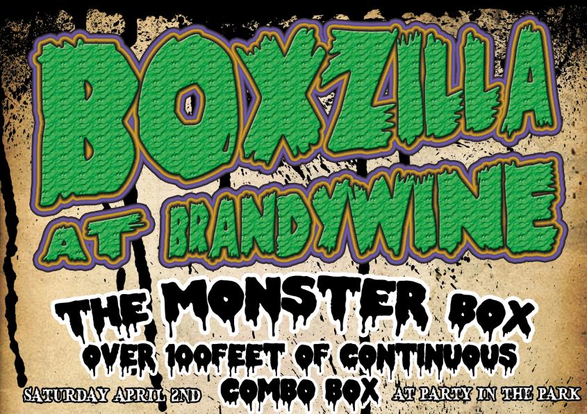 BOXZILLA at Brandwine
