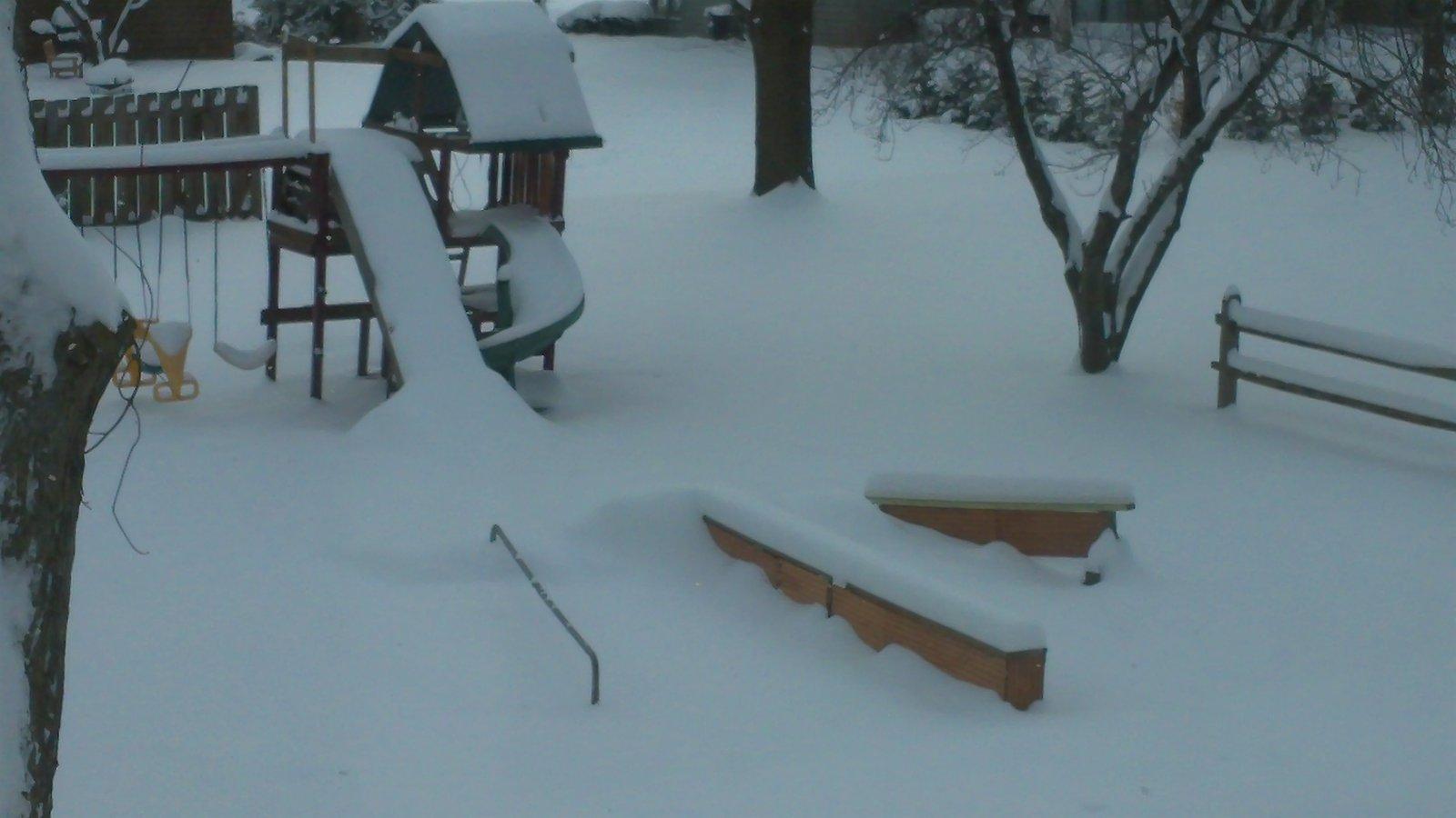 Lots o snow