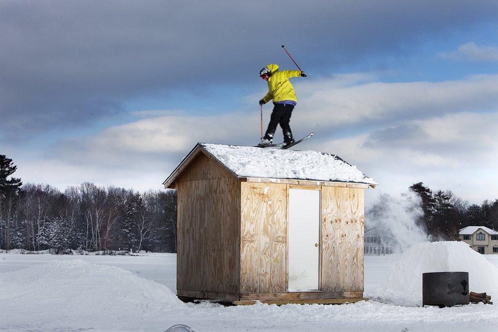 Ice House Jib