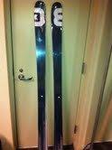 BOone B1 Park skis