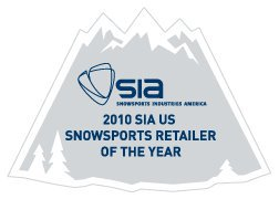 2010 SIA Retailer of the Year