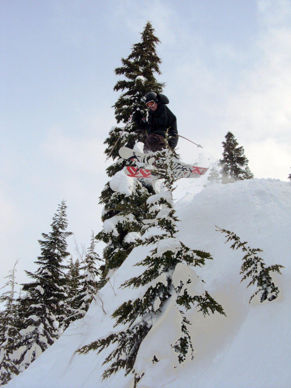 Stevens pass tree tap