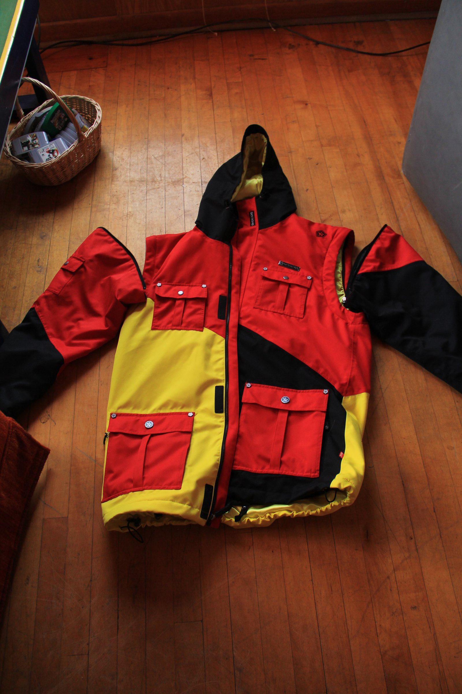 Ns/sessions jacket