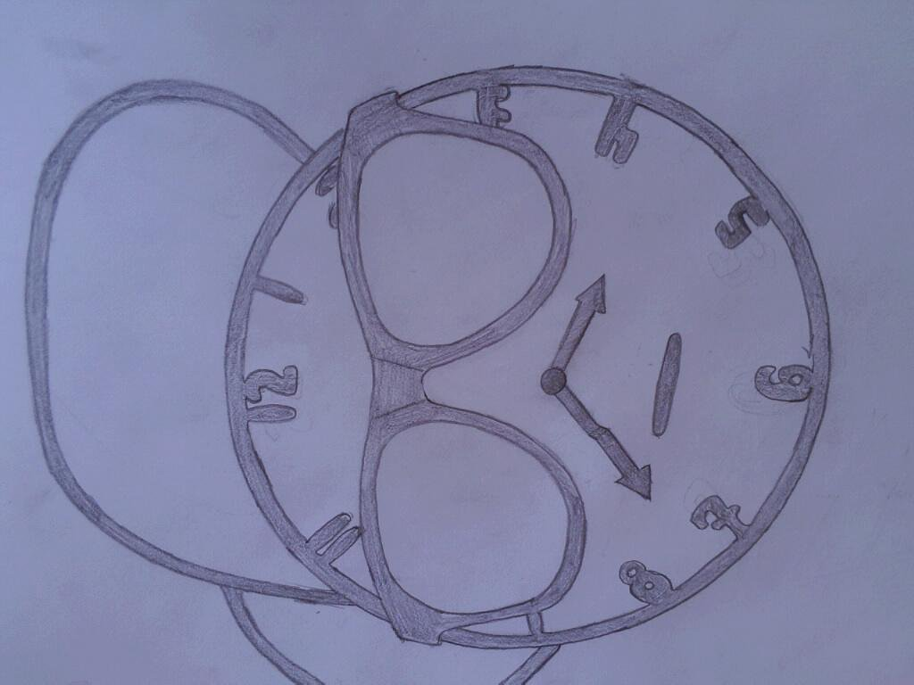 ThugNasty Clock