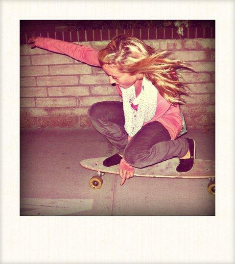 Newps skate sesh