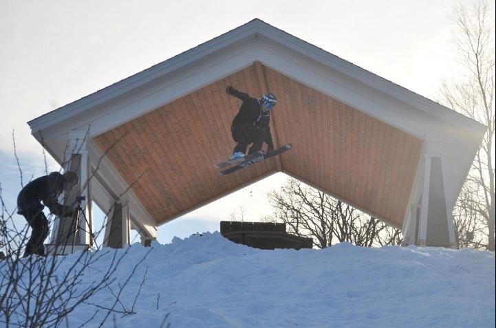 Pavilion Jump