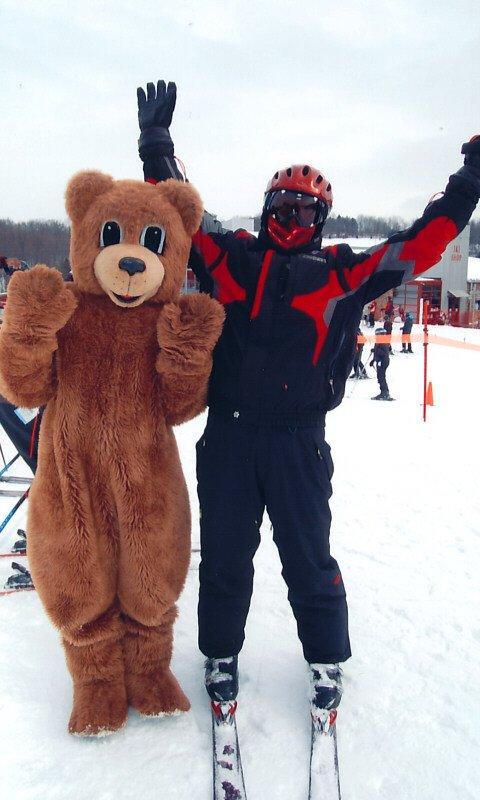 Me and Bear