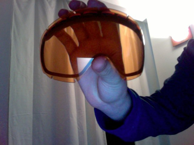 Crowbar lense