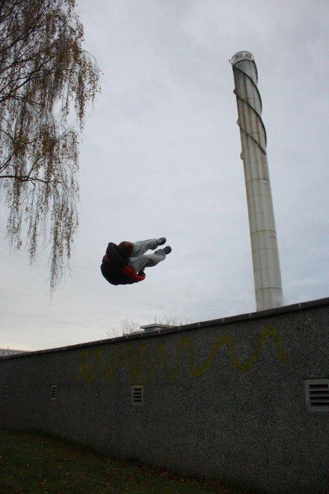 Sideflip