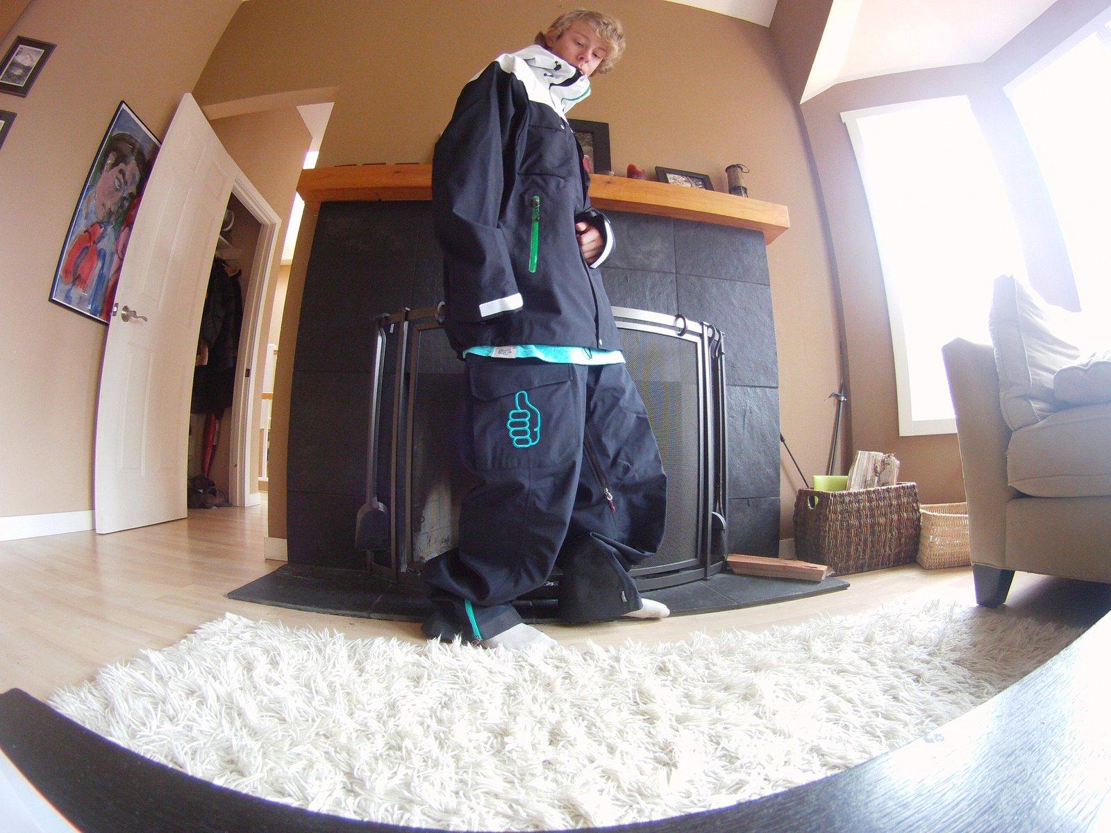 Full trew suit