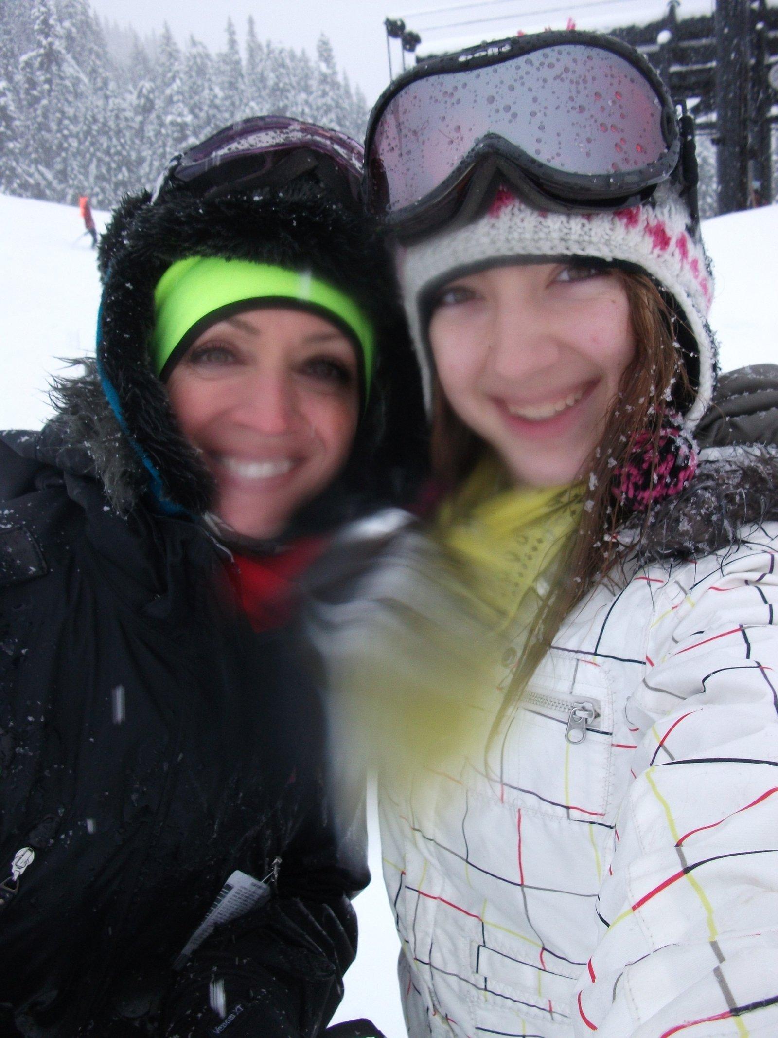 My mum and i :)