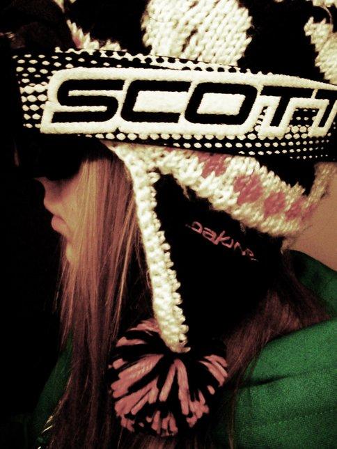 Scott goggles