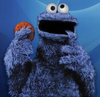 Cookie monstah!