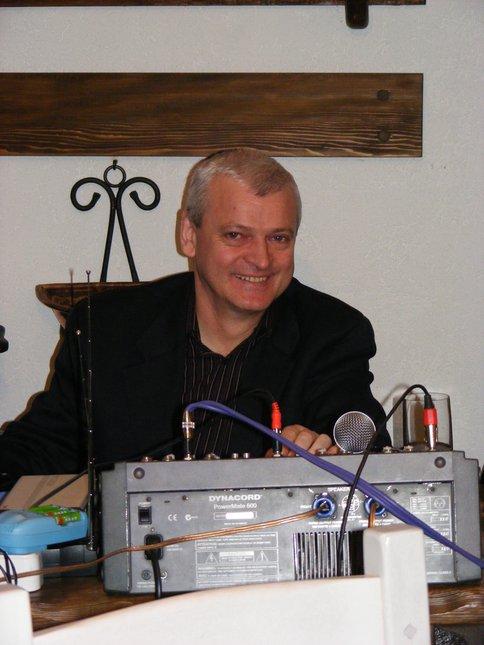 Eugen Ungureanu - Un DJ Profesionist