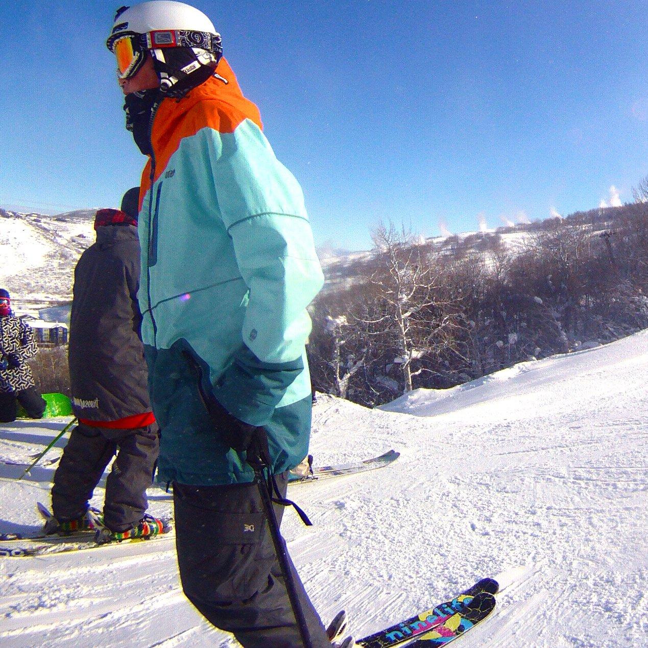 Skiing PC