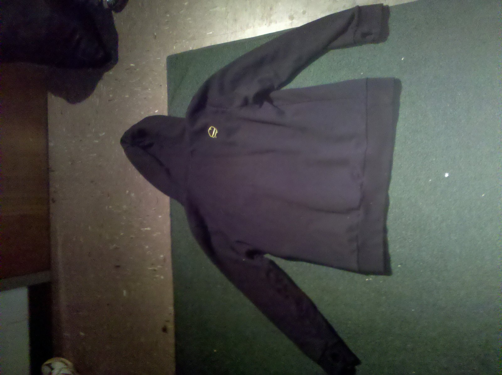 Saga patch hoodie